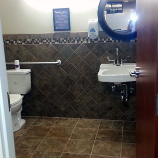 Choppers Handyman Services Bathroom Remodel And Repair Choppers - Bathroom repair and remodel